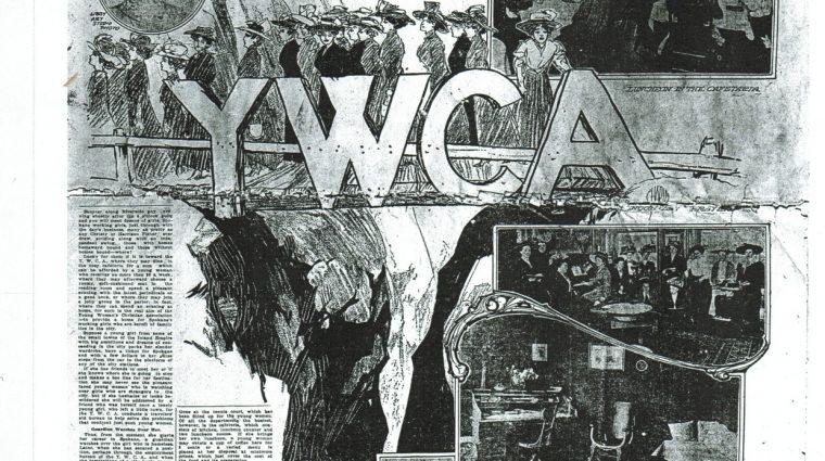 1903 YWCA Spokane History