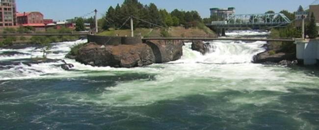Spokane Falls View