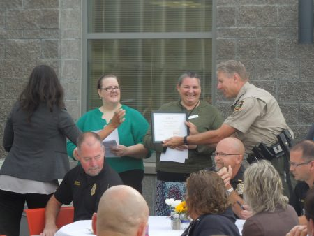 2016 Law Enforcement Recognition Breakfast