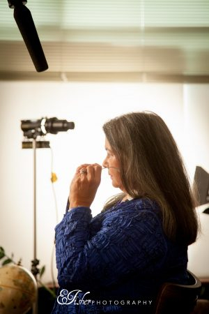 2016 Women of Achievement Honoree Video Production Sneak Peek. - photo courtesy of E Fisher Photography