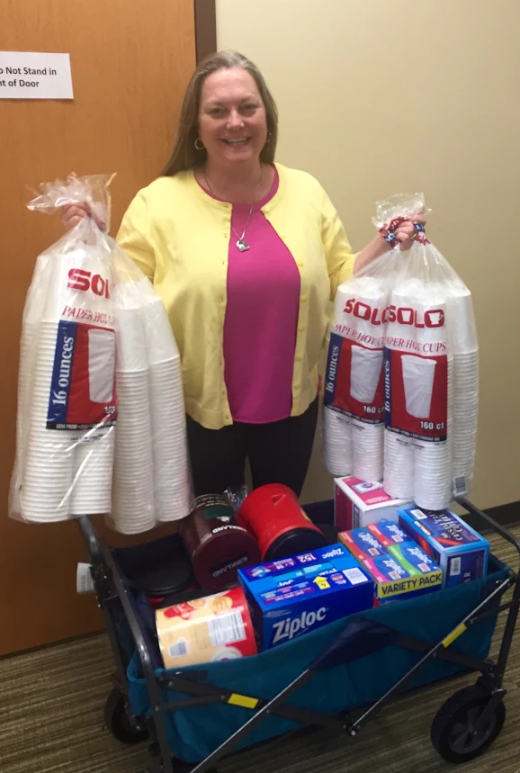 Volunteer_Yvonne Newman_Costco