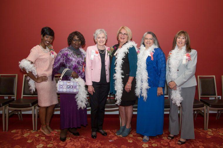 2016 Women of Achievement Impact Awards Luncheon