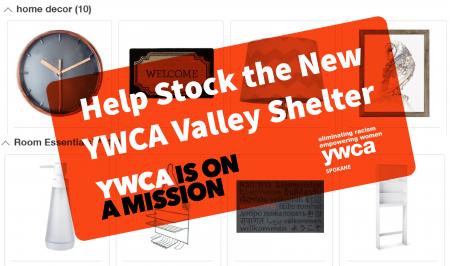 Valley Shelter Target Wishlist 3