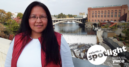 Wanene Evans - YWCA Spokane Volunteer