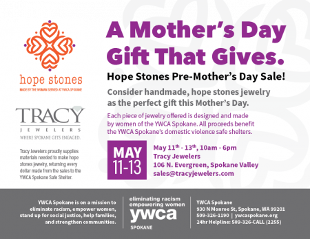 Home Stones Mothers Day Flyer - May 2017