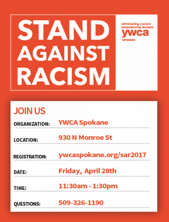 SAR 2017 - Event Info and Logo - YWCA Spokane
