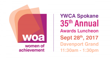 Women of Achievement - 2017 @ The Davenport Grand Hotel