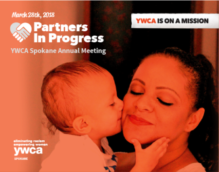 Partners In Progress 2018 - YWCA Annual Meeting @ Historic SIERR Building at McKinstry