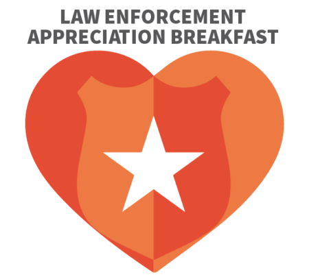 2018 Law Enforcement Appreciation Breakfast @ YWCA Spokane