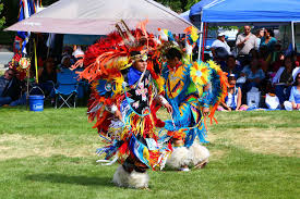 Native American Regalia and Dance Styles @ Indian Trail Library