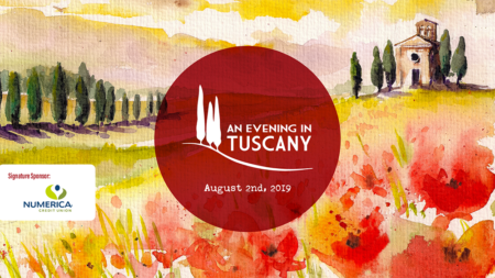 An Evening in Tuscany 2019 @ Beacon Hill Catering and Events