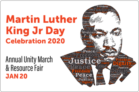 MLK March 2020 @ Spokane Convention Center