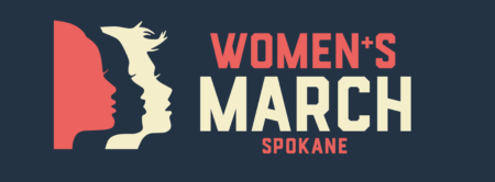 Women+s March Spokane and Rally 2020 @ Red Wagon Riverfront Park