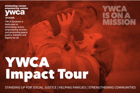 July Impact Tour - Cancelled @ YWCA Spokane