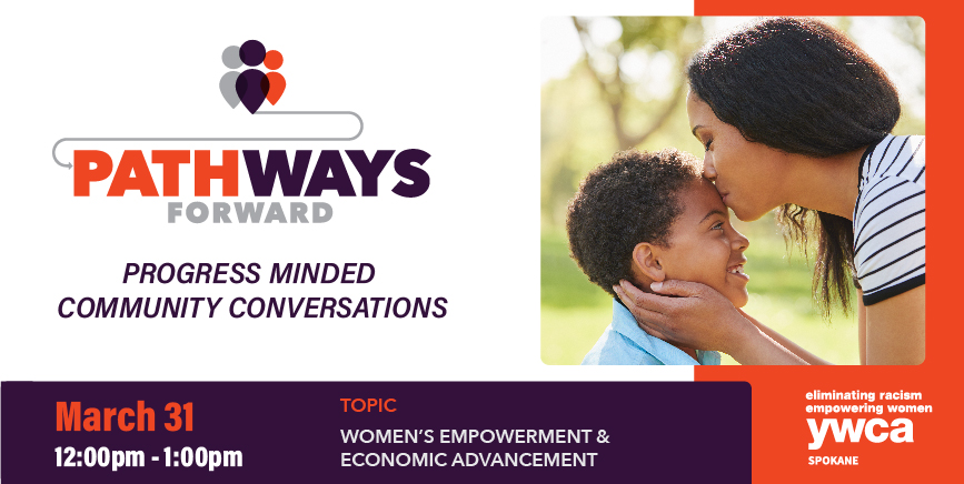 Pathways Forward: Women's Empowerment and Economic Advancement @ Virtual Event