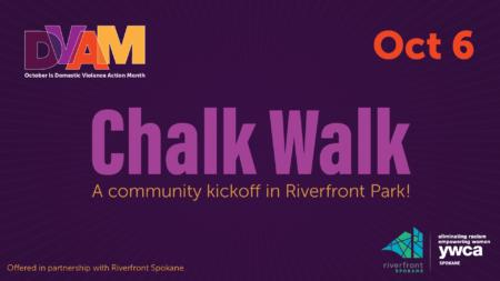 Chalk Walk @ Riverfront Spokane